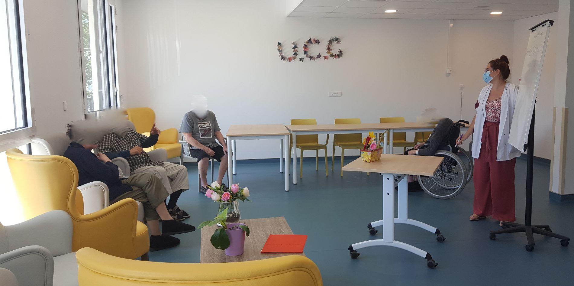 L'Unité Cognitivo-Comportementale de la Clinique La Boissière