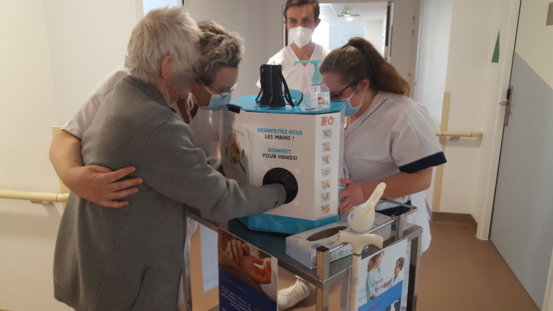 Journée mondiale en faveur de l'Hygiène des mains