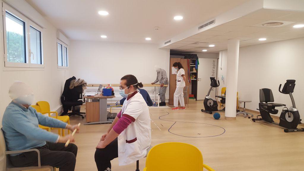 L'Hôpital de jour de la clinique La Boissière